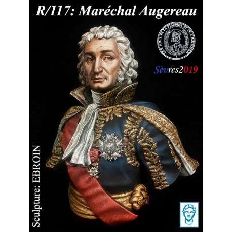Buste du Maréchal Augereau 200mm Alexandros Models.