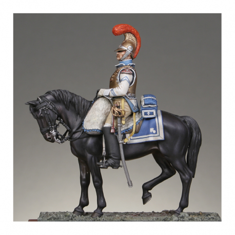Metal Modeles, Maréchal des logis de carabiniers.