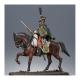 Metal Modeles Hussard du 7ème rgt.1809 54mm.