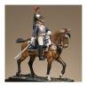 Metal Modeles, Officier de cuirassiers 1813 54mm.
