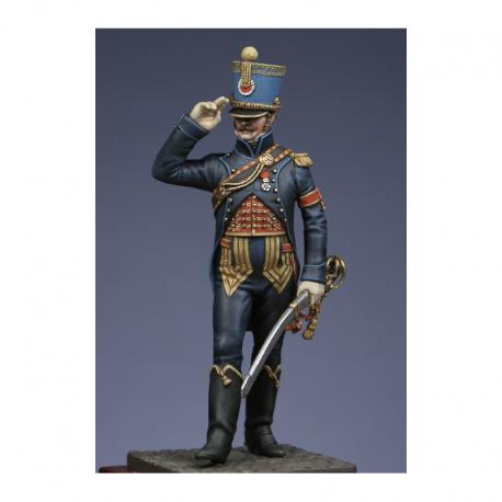 Capitaine Dreux - Nancré Adc. de Général de Division, figurine Métal Modeles.