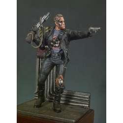 Figurine de Terminator en 54mm Andrea Miniatures.