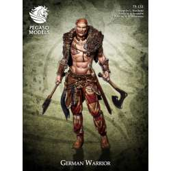 Germanic Warrior 1st Century A.D 75mm Pegaso Models figure kits.