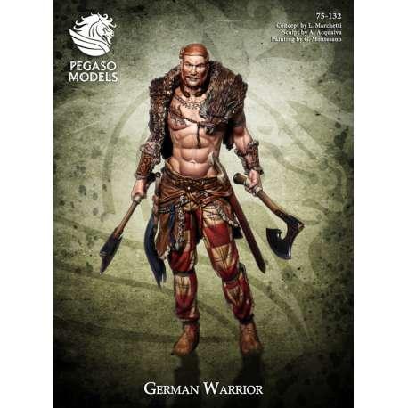 Germanic Warrior 1st Century A.D 75mm Pegaso Models figure kits.