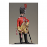 Figurine Metal Modeles de Trompette de gendarmerie d'élite de la garde 1806.