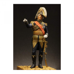 Figurine Vice Amiral Ganteaume 75mm.