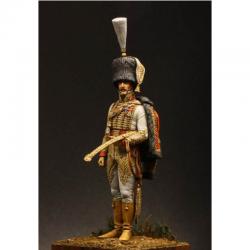 Figurine de Manhes ADC de Murat 75 mm.