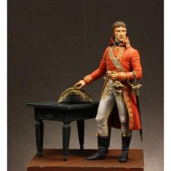 Figurine de Bonaparte 1er Consul 75mm.