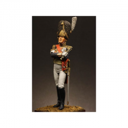 Figurine 75mm  de Louis Nicolas Davout.
