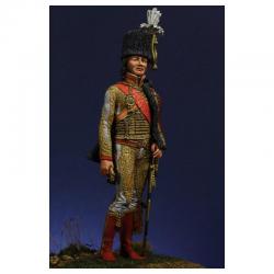 Figurine 75mm de Joachim Murat grand Duc de berget de Clèves1806.