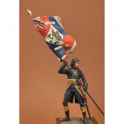 Figurine 75mm de Bonaparte à Arcole 1796.