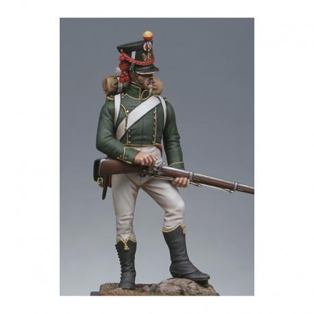 Figurine Metal Modeles de Flanqueur-grenadier de la garde 1813