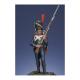 Figurine Metal Modeles de Carabinier d'infanterie légère 1809