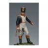Figurine Metal Modeles d'Officier d'infanterie de ligne 1812.
