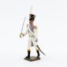 Figurine d'officier des voltigeurs du 33ème de ligne (1806) CBG Mignot.