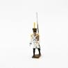 Figurine de fantassin des voltigeurs du 33ème de ligne (1806) CBG Mignot.