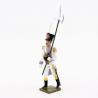 Figurine de 3e porte-aigle des voltigeurs du 33ème de ligne (1806) CBG Mignot.