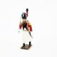 Figurine CBG Mignot de sapeur du 3ème Régiment d'Infanterie de Ligne Suisse avec scie.