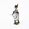 Figurine de tambour des grenadiers du 4e régiment suisse (1812) CBG Mignot.