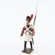 Figurine de fantassin des grenadiers du 4e régiment suisse (1812) CBG Mignot.