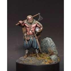 Figurine de Viking 54mm Resine.