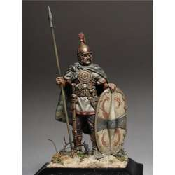 Figurine 54mm de guerrier Celte Mercury Models.
