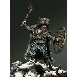 Figurine de viking 75mm résine Mercury Models.