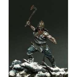 Figurine de guerrier Viking 75mm résine Mercury Models.