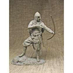 Figurine d'Archer 75 mm en résine Mercury Models.