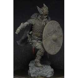 Figurine de Viking en résine 75mm Mercury Models.
