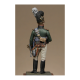 Figurine d'Off. de chevau-legers Bavarois 1809 Metal Modeles.