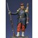 Figurine de Caporal de voltigeurs d'infanterie de ligne - Italie 1859 Métal Modeles.
