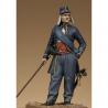 Figurine de Sous-lieutenant des chasseurs d'Orléans 1845 Metal Modeles.