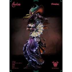 Figurine de Charlotte 200mm Kimera Models.
