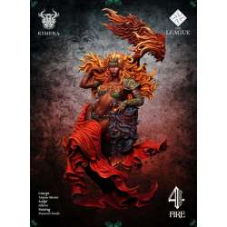 Figurine de The Fire – The League project (Limited Edition) Kimera