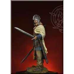 Figurine de chevalier irlandais en 1014 Romeo Models.