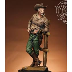 Figurine de Texas Rangers 1883 Romeo Models.
