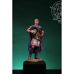 Figurine de l'empereur Flavius Claudius Julianus 54mm.