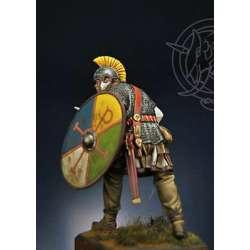 Figurine d'officier Romain 4ème siècle après JC 54mm.