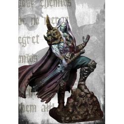 Figurine de SETH 35 MM résine Nocturna.