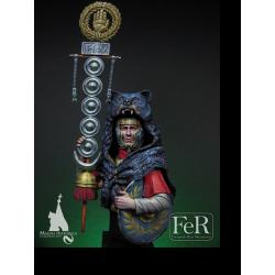 Buste FeR Miniatures de signifier XXéme legion en 61 après JC.