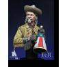 "Buste de William Frederick Cody  ""Buffalo Bill"", 1906 FeR Miniatures au 1/12éme."