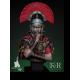 Buste de Centurion, legion XX Valeria Victrix, Britannia, AD 61 FeR Miniatures au 1/12éme.