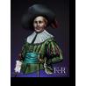 Buste au 1/10 éme de De Nederlandse Edelman, 1624 FeR Miniatures.
