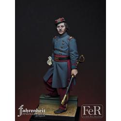 FeR Miniatures Colonel Elmer Ephraim Ellsworth, 1861 75mm.