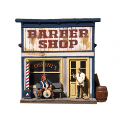 Barbershop Par Black Hawk 54mm.