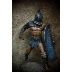 Figurine de gladiateur secutor 75mm résine Mercury Models.