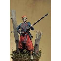 Figurine de 5th New York Zouaves Volunteers Art Girona 54mm.