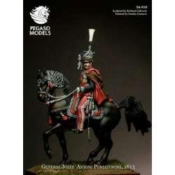 Figurine de General Josef Antoni Poniatowski 54mm Pegaso Models.