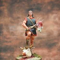 Figurine de THESEUS 75mm Art Girona.